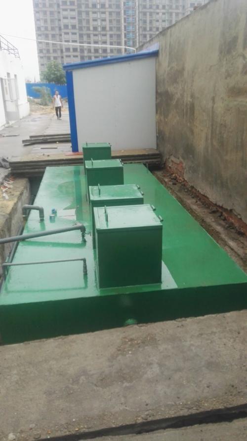 污水一体设备优势