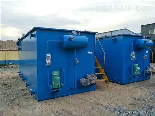 农村生活污水设备售价