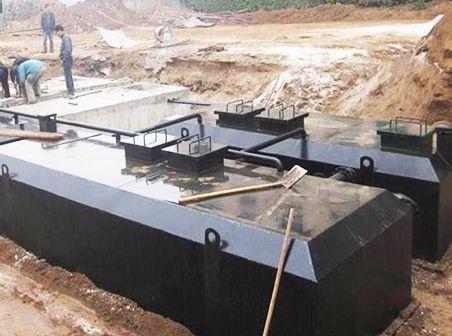 畅销农村生活污水设备