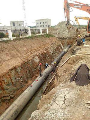 农村生活污水设备现场