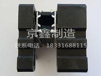 断桥铝角码材质