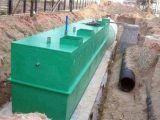 可靠农村生活污水设备